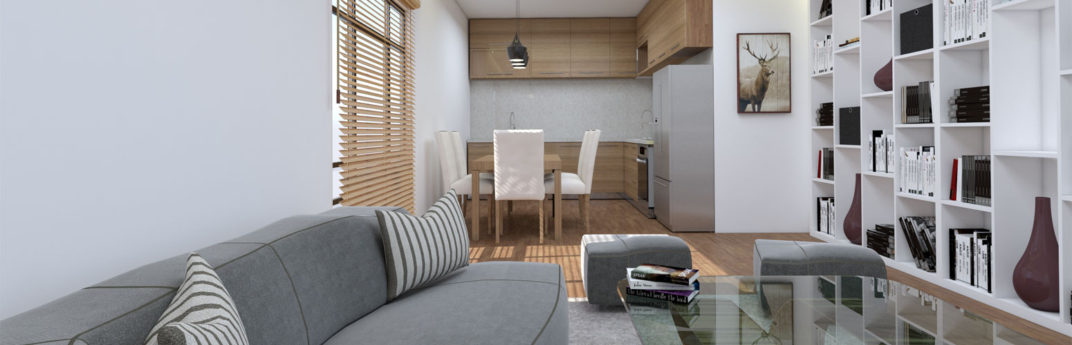 סוויטה מעזיבוז - חדר מגורים